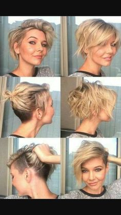 Hairstyles undercut