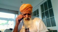 Punjabi - Christ Nanak says that his mind is dyed with his praises and H...
