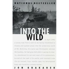 In April 1992 a young man from a well-to-do family hitchhiked to Alaska and walked alone into the wilderness north of Mt. McKinley. His name was Christopher Johnson McCandless. He had given $25,000 in savings to charity, abandoned his car and most of his possessions, burned all the cash in his wallet, and invented a new life for himself. Four months later, his decomposed body was found by a party of moose hunters. How McCandless came to die is the unforgettable story of Into the Wild.