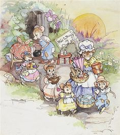 Peg Maltby -mouse family