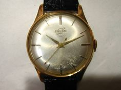 Blova ENICARアンティークWATCH手巻き金バリ 時計 Watch Antique ¥39800yen 〆06月02日