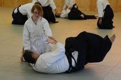 Aikido Lehrgang des österreichischen Aikidoverbands im Budokan Wels, Oktober 2013 - Suwariwaza Kokyo ho