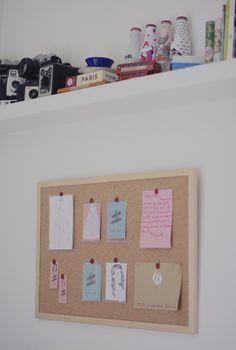a parcel from my favourite illustration, natasha! http://www.etsy.com/shop/velvetwolves