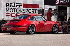 porsche-911-red-rotiform-nue-gunmetal | Rides & Styling