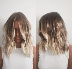 20.Latest Mid Length Hairstyle