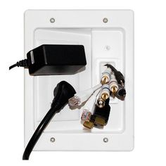 On-Q/Legrand In-Wall TV Power Kit