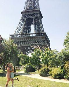 Me and Veronica in Paris!