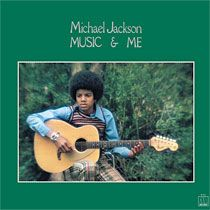 Michael music and me album front cover
