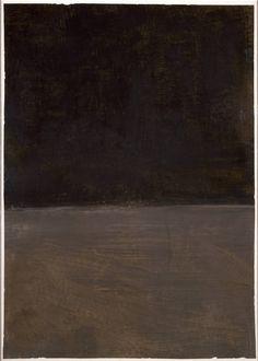 "Mark Rothko   ""Untitled"", 1969."