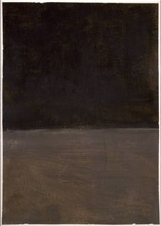 "Mark Rothko | ""Untitled"", 1969."