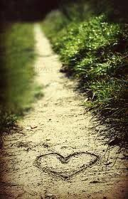 Walk your path in life with love...