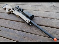 AIRSOFT : Know Your Airsoft Sniper Rifle