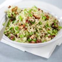 Quinoa Salad With Pecans and Fresh Herbs - Recipe