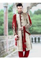 Wedding Look Sherwani most traditional $417 aud