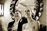 during the speeches,  reactions of the bride and groom are priceless ...