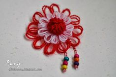 FanyCraft: Мартеници Baba Marta, Celebration Quotes, Bulgarian, Crochet Flowers, Crochet Earrings, Anna, Cross Stitch, Celebrity, Awesome