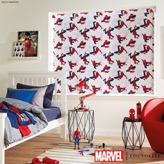 Take a peek at our brand new children's range (or the young at heart) Very excited to announce our new range coming soon to a window near you. For all the true fans our there these Marvel-ous window blinds are sure to put stars (wars) in your eyes. Lots of designs to choose from. Flame retardant. Perfect for home, schools, nurseries, health sectors and libraries. These blinds will put smiles on lots of little faces. We love them. #disney #marvel #pixar #cars #avengers #heros #spiderman Window Blinds, Blinds For Windows, Commercial Blinds, Flame Retardant, Disney Home, Disney Marvel, Nurseries, Libraries, Pixar