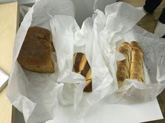 Go Le Pain is a hidden bakery where even sign may not have been displayed. I can't stop myself  from buying their bread every weekend.