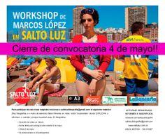 Workshop de Marcos Lopez en Salto Luz.
