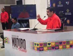 Maduro firma el nuevo decreto de emergencia contra la guerra económica - http://www.notiexpresscolor.com/2016/12/11/maduro-firma-el-nuevo-decreto-de-emergencia-contra-la-guerra-economica/