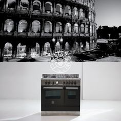 Italians are renowned for their exuberance and artistic elegance. Now these special qualities are brought to your kitchen with a choice of sensational Bertazzoni colours.