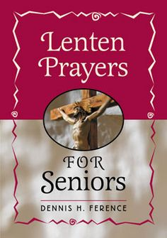 Lenten Prayers for Seniors. 48-page deluxe pamphlet. Lent offers seniors a special opportunity to look at faith from a new perspective, one that fosters fresh interpretation and heightened spiritual awareness. This pamphlet helps seniors connect their life experiences with the liturgical season of Lent and the joyful celebration of Christ's Resurrection, helping them renew faith, hope, and love for this most wondrous time of year. http://www.liguori.org/productdetails.cfm?PC=9231