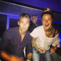 Theo James and Shailene Woodley (is anyone else fangirling as much as I am right now?????)