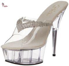 DELIGHT-601-5 - Chaussures pleaser (*Partner-Link)