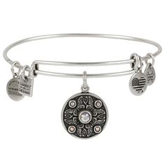 For every Wings of Change Charm Bangle sold, ALEX AND ANI will donate 20 percent of the purchase price, with a minimum donation of $25,000, to the American Stroke Association between April and December 2016. Funds raised stay in local communities....
