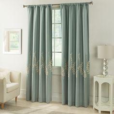 Laurel Window Curtain Panel