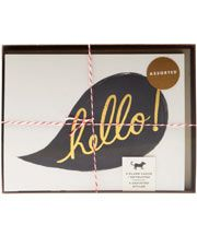Liberty London, Rifle Paper Co. Assorted Hello Notecards