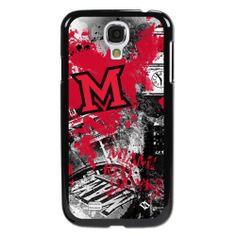 Miami of Ohio University Redhawks - Paulson Designs Spirit Case for Samsung Galaxy® S4