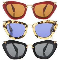 Miu Miu Eye Candy Sunglasses