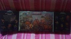 Masters of the Universe Box Commemorative
