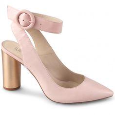 Wittner Harris Pump Pink Leather