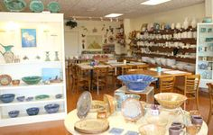 Paint your own pottery at Studio 12 in Avon.