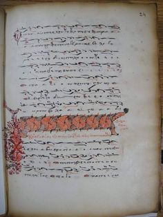 codex of Byzantine music of Petro Peloponezit from Elbasan in National Archives of Albania (photo: T. Peci)