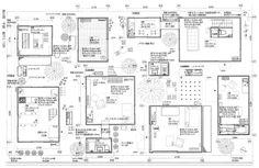西澤立衛 - 自作について「森山邸」:私の建築手法