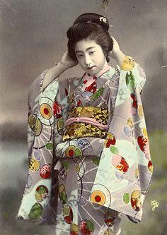 万竜 kimono
