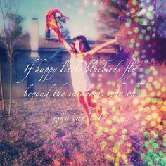 Fly away with me, be free!