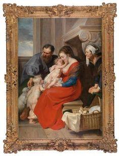 Sir Peter Paul Rubens Werkstatt