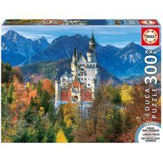 CASTILLO NEUSCHWANSTEIN XXL 300 PIEZAS Dimensiones: 68 x 48 cm. Su referencia es: 16744. Sale a 7,50 €