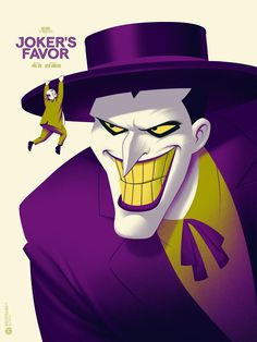 Joker's Favor by Phantom City Creative – Mondo