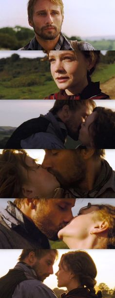 Far From the Madding Crowd  |  Director: Thomas Vinterberg  |  Cinematographer: Charlotte Bruus Christensen