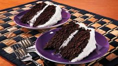 Deep Dark Chocolate Cake: Penzeys