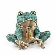 Prince  Frog  Door Stop - Dora Designs