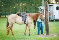 Horse camping at Heart of Dixie Trails, Troy Alabama.  Great place to go!