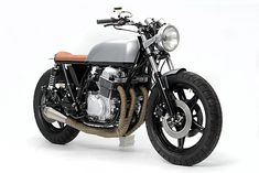 Honda CB 750 of 1978 by Steel Bent Customs