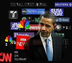 The [liberal] media's protection of President Obama represents a shameful chapter in American history..