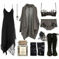 Witchy Wardrobe Have an earthy feel love it !